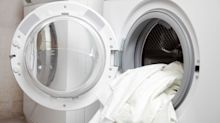 La curiosidad podría haber sido una tragedia: niña queda atrapada en una lavadora