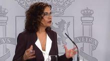 El Gobierno dice que Sánchez ya se someterá el jueves al control del Congreso