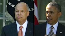 Obama nominates Jeh Johnson as next DHS secretary