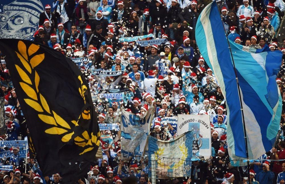 """Bagarre entre """"supporters"""" marseillais et toulonnais en marge d'un match de CFA"""