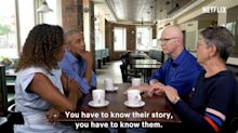 Barack and Michelle Obama chat with American Factory directors about the illustrative documentary