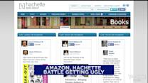 Amazon want to 'bury the hatchet'