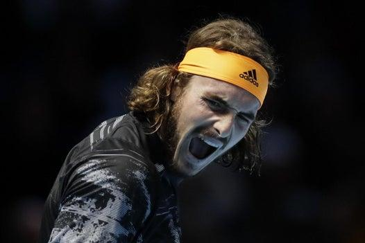 Stefanos Tsitsipas wins ATP Finals title: Greek defeats Dominic Thiem in three sets at The O2