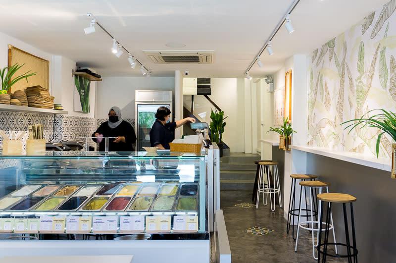 Acclaimed gelato brand, Momolato, opens Haji Lane shop serving halal & keto-friendly, all-natural treats