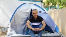 Iranian dissident caught between rock and hard place in Cyprus limbo
