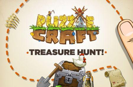 Puzzle Craft goes on a 'Treasure Hunt' next week