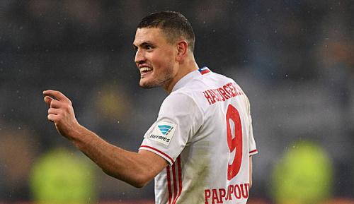 Bundesliga: HSV startet Kampf um Papadopoulos