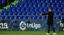 """Vallejo dice que afrontan el partido ante el Huesca con """"un plus de energía"""""""