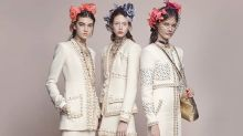 Putting on The Ritz with Chanel's Latest Métiers d'Art Show