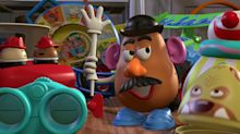 The late Don Rickles WILL voice Mr Potato Head in 'Toy Story 4'