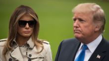 Here's How Melania Trump Has Responded to All the Trump Family's Biggest Scandals
