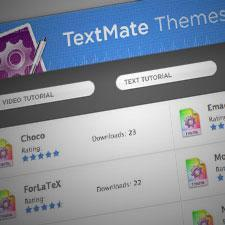 TextMate themes collection