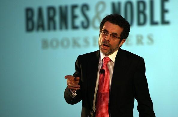 Barnes and Noble CEO describes Nook as 'single best-selling product,' critical to success
