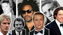 The most iconic male celebrity hairstyles of all time