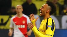 Monaco beats Dortmund 3-2 in Champions League quarterfinal first leg