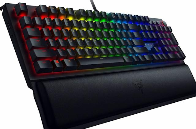 Razer's BlackWidow Elite drops to an all-time low of $90 for Prime Day