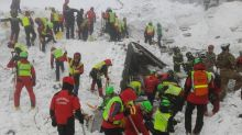 Six investigated over Italy avalanche tragedy
