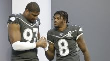 Ravens DE Calais Campbell eager to earn new teammates' respect, even after 12 seasons, five Pro Bowls