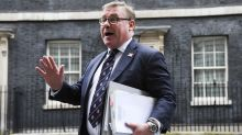 Mark Francois mocked for claiming Britain would 'explode' on Oct 31 if UK asked for Brexit extension