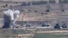 """Armenia y Azerbaiyán """"al borde de la guerra"""": por qué recrudeció el conflicto en torno a Nagorno Karabaj (y qué papel juegan Rusia y Turquía)"""