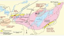 Yorbeau annonces beginning of drilling program at KB project in Chibougamau camp
