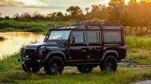 野性更勝 G-Class?終極改裝 Land Rover 經典車型 Defender 發佈