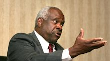 Clarence Thomas Attacks the Press, Contradicting ... Clarence Thomas