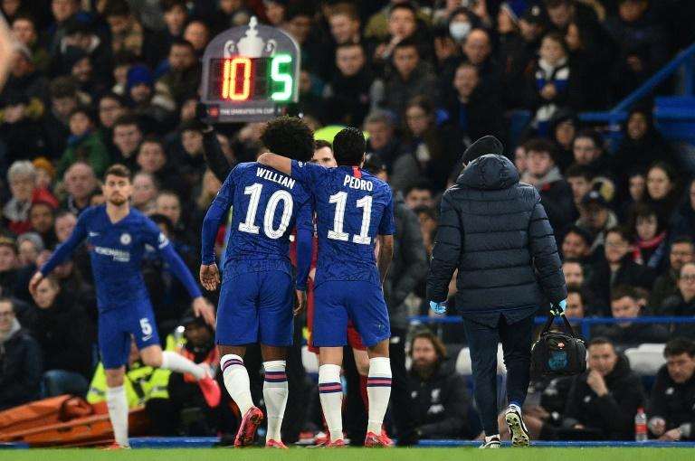 Willian ends Chelsea stay with 'head held high'