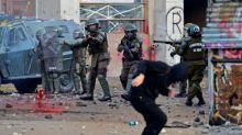 Policía chilena investiga nuevos disparos de perdigones pese a suspensión