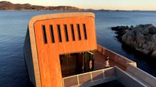 Así es 'Under', el primer restaurante submarino de Europa