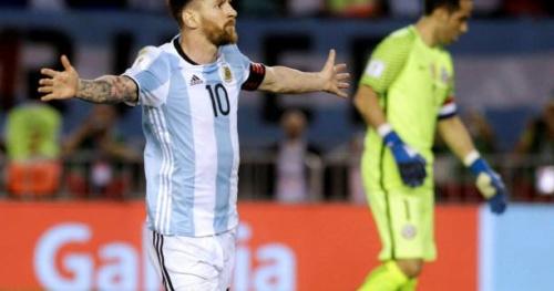 Foot - CM - AmSud - L'Argentine peine mais gagne face au Chili en éliminatoires du Mondial 2018