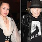 Miley Cyrus & Neil Young Lose Homes in California Fires as He Slams 'Unfit' Trump