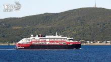 挪威「阿蒙森號」郵輪爆群聚 船上41人確診