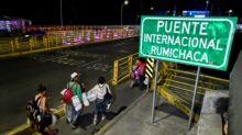 Alcalde pide ayuda por aumento de migrantes venezolanos en frontera de Colombia con Ecuador