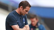 'We just didn't perform' - Lampard laments 'complacent' Chelsea's FA Cup final defeat to Arsenal