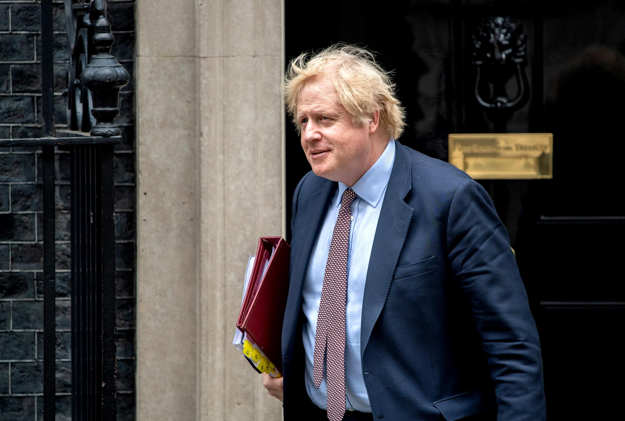 U.K. PM tells China that Britain will admit 3 Million from Hong Kong