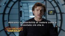 """""""Solo: A Star Wars Story"""", il dietro le quinte con il cast (ESCLUSIVA)"""
