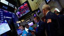 Wall Street sobe com dados positivos de vendas no varejo