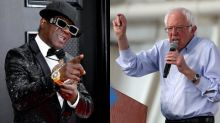Public Enemy's Flavor Flav Sends Cease and Desist Letter to Bernie Sanders