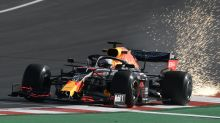 Max Verstappen angry after crash with Lance Stroll in Portugal