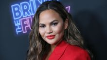 Chrissy Teigen reminds women not to skip their smear test during coronavirus pandemic