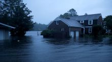 When Climate Change Leads to Mortgage Defaults
