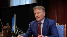 Exclusive: Russia's Sberbank to remain Yandex partner, may adjust some projects - CEO Gref