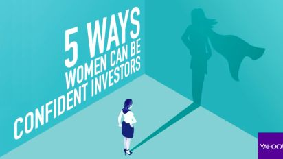 5 ways women can become confident investors