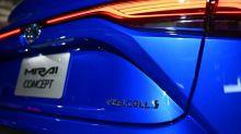 Les JO, tremplin de Toyota pour promouvoir sa technologie hydrogène