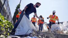 Cash windfall helps Newsom shake California recall election