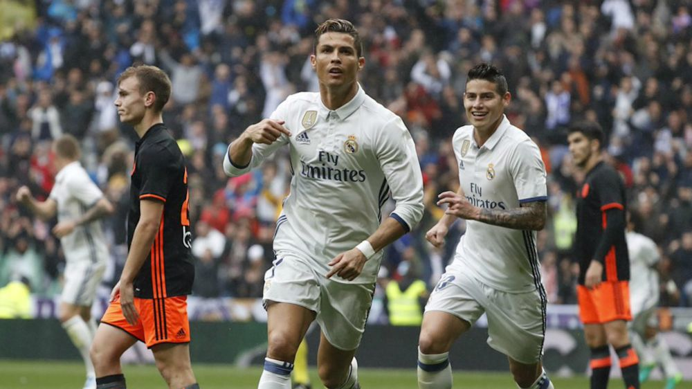 Real Madrid, Ronaldo retrouve le chemin des filets en Liga