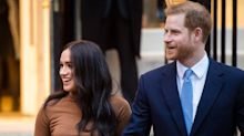 Prince Harry And Meghan Markle Will No Longer Use HRH Titles