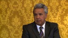 Equador deixa de sediar diálogo com ELN