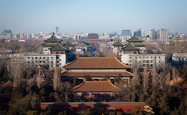 Report: China pushing banks to abandon American hardware